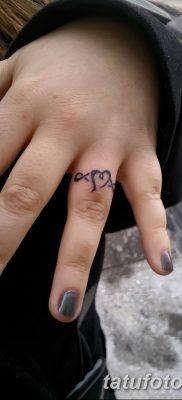 фото тату кольцо от 23.06.2018 №186 – ring tattoo – tatufoto.com