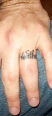 фото тату кольцо от 23.06.2018 №190 – ring tattoo – tatufoto.com