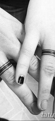 фото тату кольцо от 23.06.2018 №194 – ring tattoo – tatufoto.com