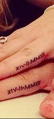 фото тату кольцо от 23.06.2018 №196 – ring tattoo – tatufoto.com
