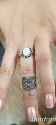 My Mandala Finger Tattoo | Tattoo | Pinterest | Mandala, Finger