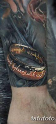 фото тату кольцо от 23.06.2018 №200 – ring tattoo – tatufoto.com