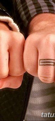 фото тату кольцо от 23.06.2018 №201 – ring tattoo – tatufoto.com