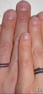 фото тату кольцо от 23.06.2018 №207 – ring tattoo – tatufoto.com