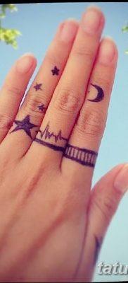 фото тату кольцо от 23.06.2018 №208 – ring tattoo – tatufoto.com