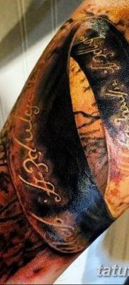 фото тату кольцо от 23.06.2018 №212 – ring tattoo – tatufoto.com