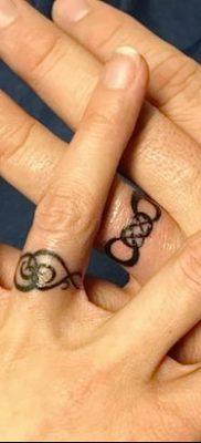 фото тату кольцо от 23.06.2018 №215 – ring tattoo – tatufoto.com