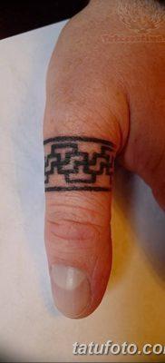 фото тату кольцо от 23.06.2018 №217 – ring tattoo – tatufoto.com