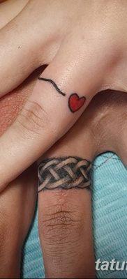 фото тату кольцо от 23.06.2018 №219 – ring tattoo – tatufoto.com