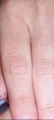 фото тату кольцо от 23.06.2018 №221 – ring tattoo – tatufoto.com