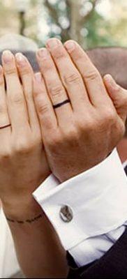 фото тату кольцо от 23.06.2018 №227 – ring tattoo – tatufoto.com