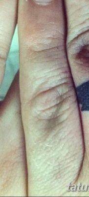 фото тату кольцо от 23.06.2018 №231 – ring tattoo – tatufoto.com