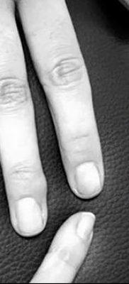 фото тату кольцо от 23.06.2018 №239 – ring tattoo – tatufoto.com