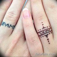 Значение тату «кольцо»