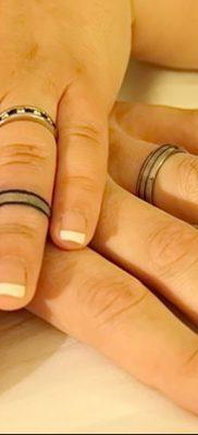 фото тату кольцо от 23.06.2018 №321 – ring tattoo – tatufoto.com