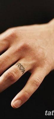 фото тату кольцо от 23.06.2018 №327 – ring tattoo – tatufoto.com