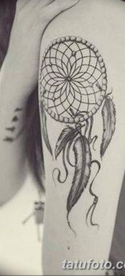 фото тату ловец снов для девушек от 18.06.2018 №188 – tattoo dream catcher – tatufoto.com