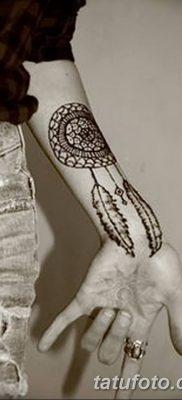 фото тату ловец снов для девушек от 18.06.2018 №198 – tattoo dream catcher – tatufoto.com