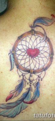 фото тату ловец снов для девушек от 18.06.2018 №209 – tattoo dream catcher – tatufoto.com 2345234 234