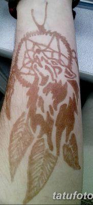 фото тату ловец снов для девушек от 18.06.2018 №215 – tattoo dream catcher – tatufoto.com