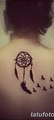 фото тату ловец снов для девушек от 18.06.2018 №220 – tattoo dream catcher – tatufoto.com