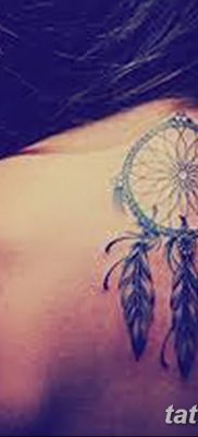 фото тату ловец снов для девушек от 18.06.2018 №225 – tattoo dream catcher – tatufoto.com