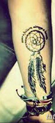 фото тату ловец снов для девушек от 18.06.2018 №229 – tattoo dream catcher – tatufoto.com