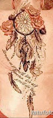 фото тату ловец снов для девушек от 18.06.2018 №230 – tattoo dream catcher – tatufoto.com