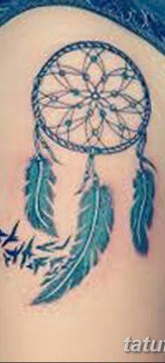 фото тату ловец снов для девушек от 18.06.2018 №234 – tattoo dream catcher – tatufoto.com