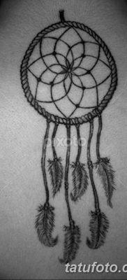 фото тату ловец снов для девушек от 18.06.2018 №289 – tattoo dream catcher – tatufoto.com