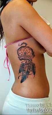 фото тату ловец снов для девушек от 18.06.2018 №299 – tattoo dream catcher – tatufoto.com