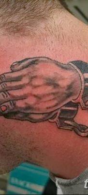 фото тату наручники от 25.06.2018 №002 — tattoo handcuffs — tatufoto.com