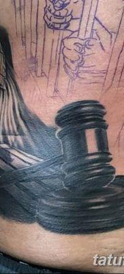фото тату наручники от 25.06.2018 №032 — tattoo handcuffs — tatufoto.com