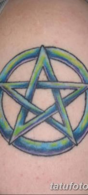 фото тату пентакль от 20.06.2018 №003 – tattoo pentacle – tatufoto.com