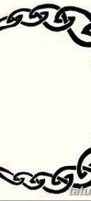 фото тату полумесяц со звездой от 26.06.2018 №019 – tattoo crescent with a – tatufoto.com