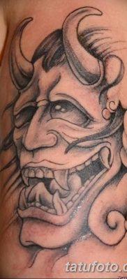 Фото тату Сатана от 31.07.2018 №019 – tattoo of Satan – tatufoto.com