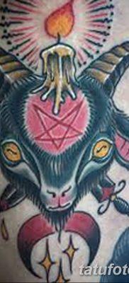 Фото тату Сатана от 31.07.2018 №093 – tattoo of Satan – tatufoto.com