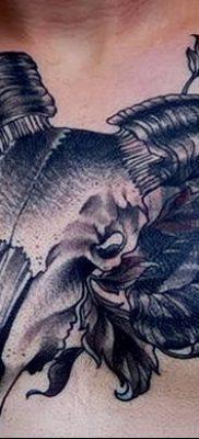 Фото тату Сатана от 31.07.2018 №107 – tattoo of Satan – tatufoto.com