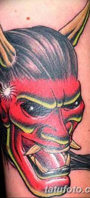 Фото тату Сатана от 31.07.2018 №115 – tattoo of Satan – tatufoto.com