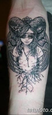 Фото тату Сатана от 31.07.2018 №125 – tattoo of Satan – tatufoto.com