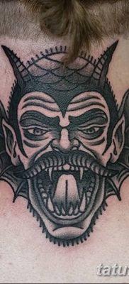 Фото тату Сатана от 31.07.2018 №135 – tattoo of Satan – tatufoto.com