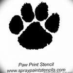 Эскизы тату кошачьи следы от 31.07.2018 №009 - Sketches tattoo cat tracks - tatufoto.com
