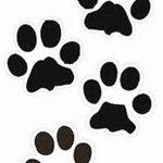 Эскизы тату кошачьи следы от 31.07.2018 №072 - Sketches tattoo cat tracks - tatufoto.com