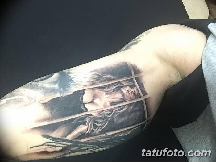 фото Тату Алены Водонаевой от 03.07.2018 №006 - Tattoo Alena Vodonaeva - tatufoto.com