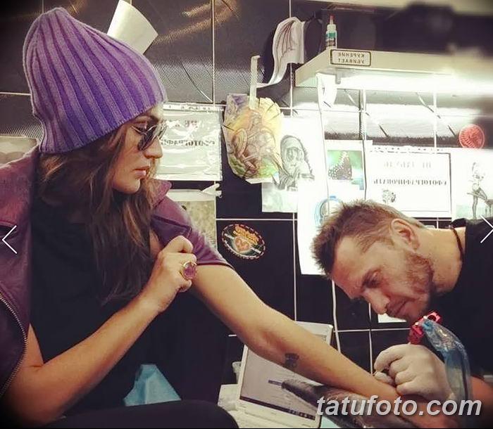 фото Тату Алены Водонаевой от 03.07.2018 №010 - Tattoo Alena Vodonaeva - tatufoto.com