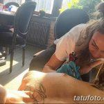 фото Тату Алены Водонаевой от 03.07.2018 №015 - Tattoo Alena Vodonaeva - tatufoto.com