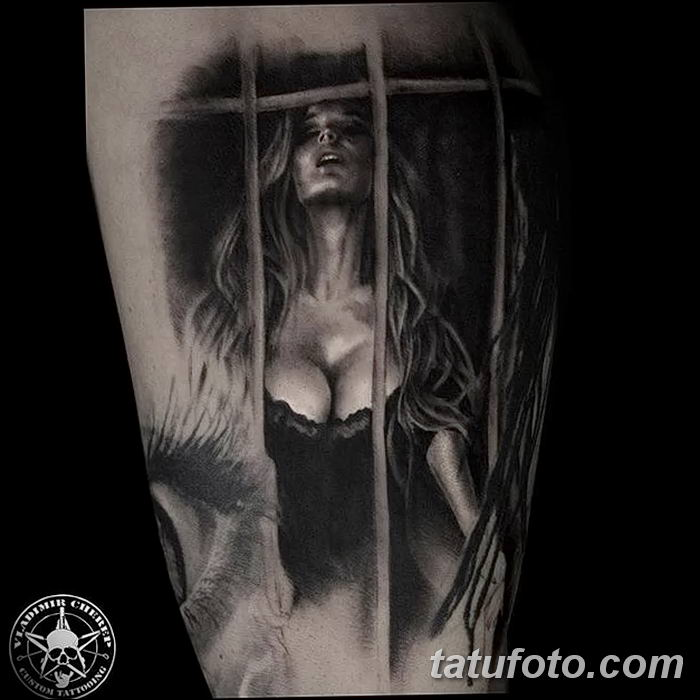 фото Тату Алены Водонаевой от 03.07.2018 №021 - Tattoo Alena Vodonaeva - tatufoto.com