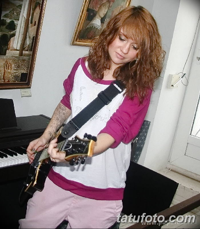 фото Тату Анны Рудневой от 03.07.2018 №001 - Tattoo of Anna Rudneva - tatufoto.com