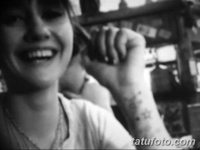 фото Тату Анны Рудневой от 03.07.2018 №005 - Tattoo of Anna Rudneva - tatufoto.com