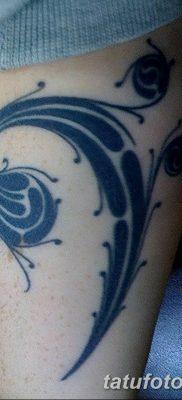 фото тату басовый ключ от 02.07.2018 №054 – Bass Key Tattoo – tatufoto.com